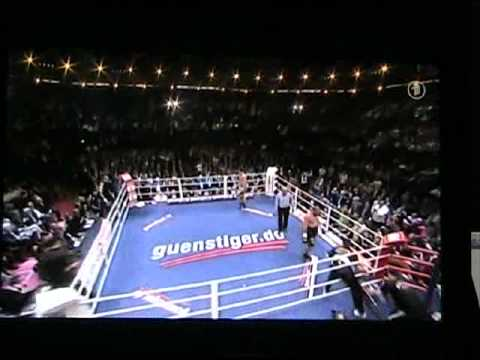 Marco Huck vs Ran Nakash - Part 3 of 4