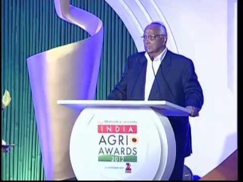 Mahindra Agri Awards - KVK Baramati