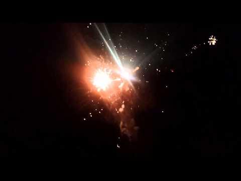 Guy Fawkes Fireworks 2014, Blantyre Sports Club, Malawi