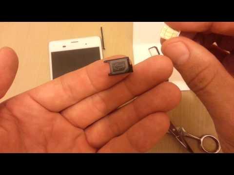 Xperia Z3 Dual Sim: How to Install / Insert & Remove Sim1 & Sim2