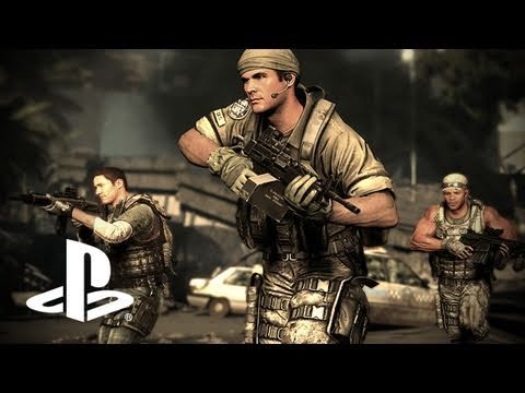SOCOM 4 US Navy SEALS – Benefaction Walkthrough