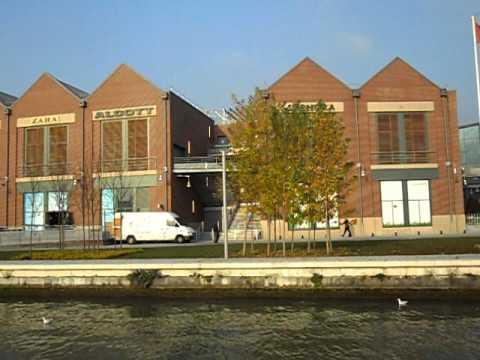 Centre commercial le millenaire porte d 39 aubervilliers - Porte d aubervilliers plan ...