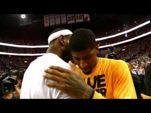 LeBron James vs Paul George: Eastern Conference Finals Duel!