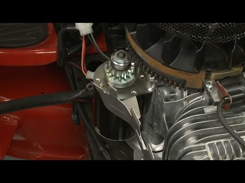 Starter Motor - Briggs and Stratton Engine 331977-0010-G1