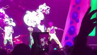 J BALVIN Vibras Tour  Ay Vamos live @ Allstate Arena Chicago 10/12/2018