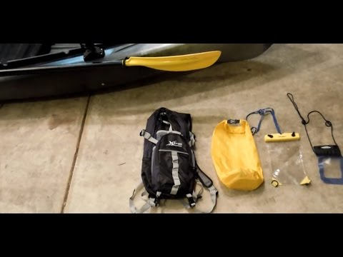 Ascend FS10 Kayak / Modifications and Gear Review