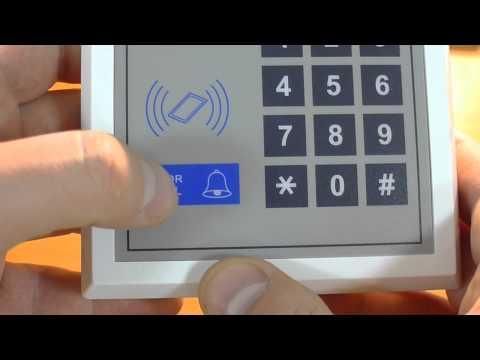 AT-CP168 кодовая панель для СКУД