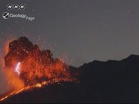 Sakurajima volcano erupts in southern Japan, 5 Feb 2016