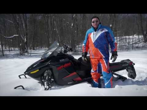 TEST RIDE: 2015 Ski Doo Renegade 1200 4-TEC