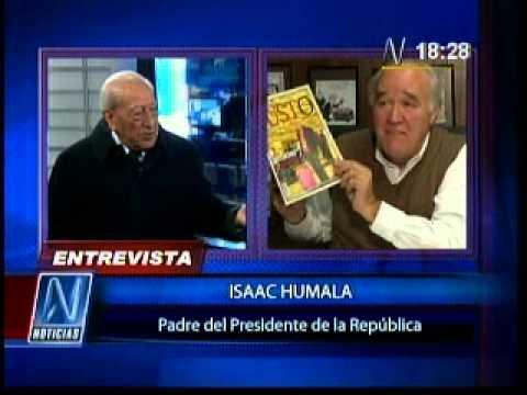 Isaac Humala - N Noticias (23/7/2014) [1/2]