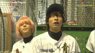 Ace of Diamond The Live Backstage Batting Center Showdown [Eng Sub]