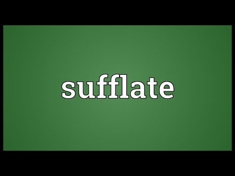 Header of sufflate