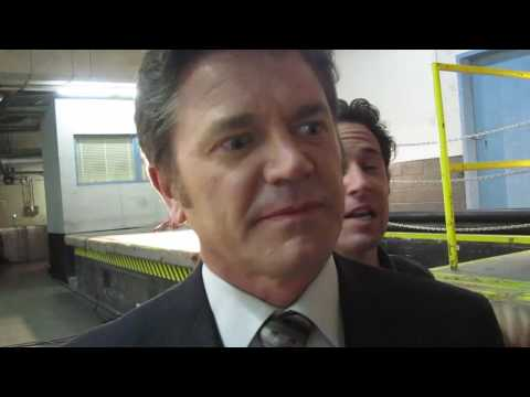 Behind the Scenes of Numb3rs: John Michael Higgins Video
