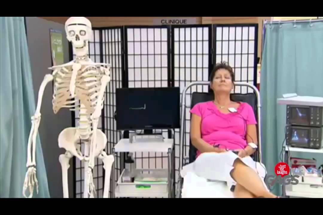 Scary Skeleton Prank | Just