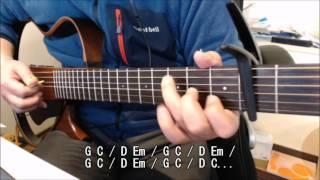 世界に一つだけの花(槇原敬之)ギターコード