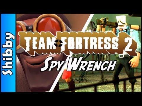 TF2 - SPY WRENCH (Team Fortress 2 - Randomizer Mod)