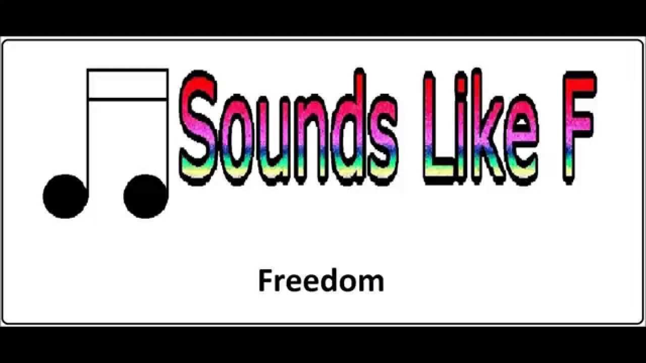 Dubstep Sounds Like Sounds Like f Freedom