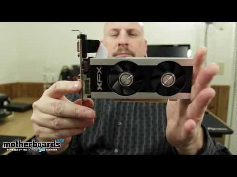 XFX GeForce GT N 640 Double Dissipation 2GB Video Card Unboxing!