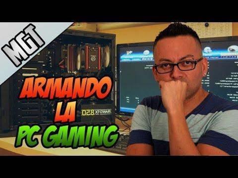 Armando La PC Gaming De MrBrotherTec En vivo