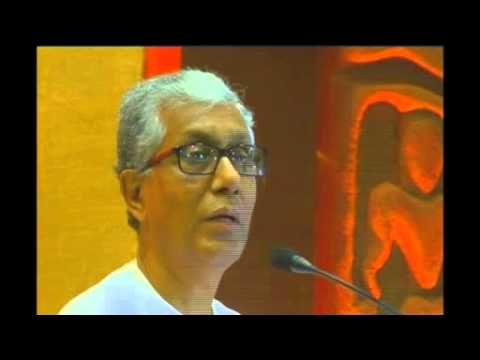 Speech by Chief Minister Sri Manik Sarkar in Udbhaas 2013 Tripura University Cultural Festival