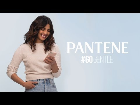 Pantene #GoGentle-Watch Priyanka Chopra React to Her Social Media Comments thumbnail