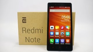 xiaomi redmi note   unboxing hands on