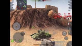 WoT Blitz 0-47 (O-47) первое впечатление