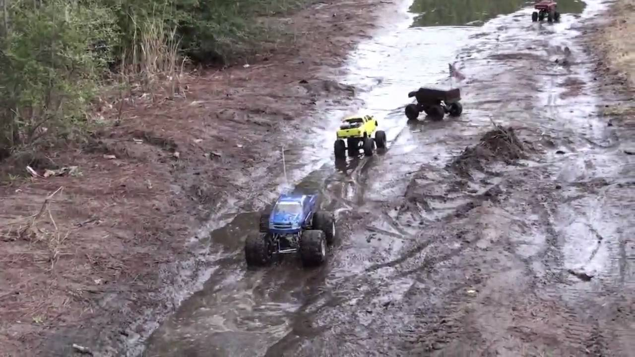 gas 4x4 rc trucks with Watch on 32371384485 also 161997092217 in addition Traxxas Rocks The Rc World With X Maxx further Rock Crawler furthermore Pro Line Upgrades To Transform Your St ede 4x4 Into A Telluride Off Road Scale Crawler Machine.