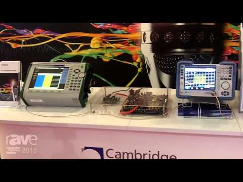 ISE 2015: Cambridge Consultants Launches a Pure Digital Radio Transmitter