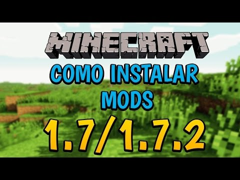Como instalar Minecraft 1.7.2 en pc Gratis 2015+MODS+FORGE