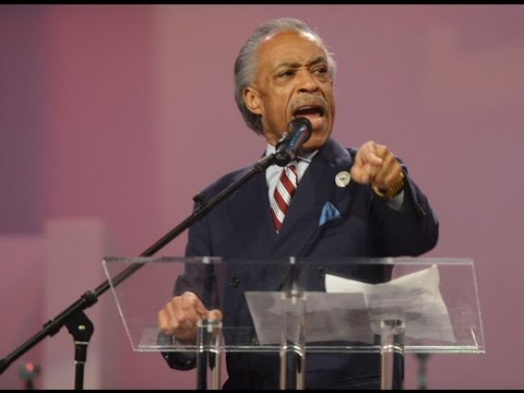 Al Sharpton: Ferguson Shooting a Defining Moment