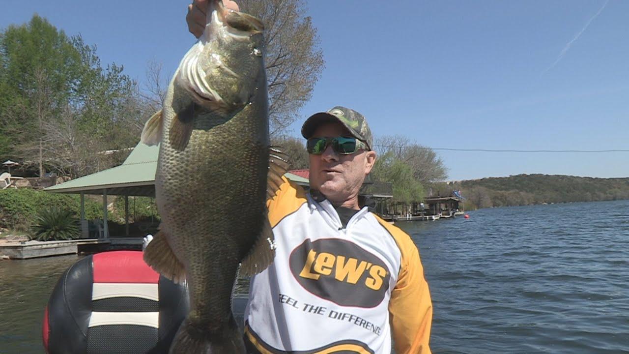 Southwest Outdoors Report 7 Lake Austin Texas Bass