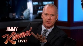 Michael Keaton on Birdman and Jack Nicholson