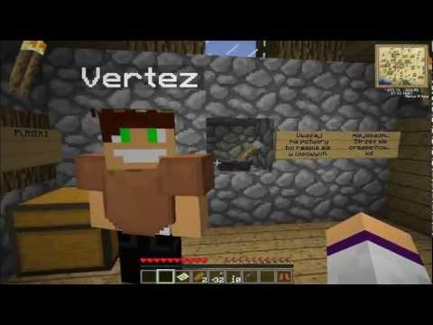 Minecraft - Śmietankowy Eskejp z Vertezem - The Fap City