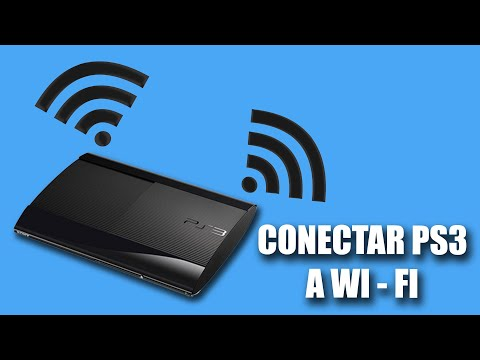 Conectar PS3 a red inalambrica (Wi-Fi)