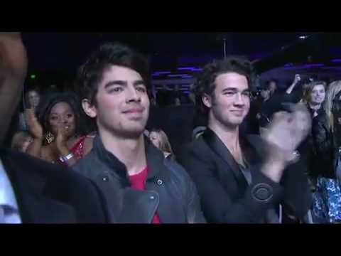 Nick Jonas & The Administration: Who I Am - Live @ The 52nd Grammy Nominations Concert Music Videos