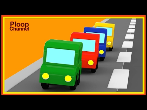 Cartoon Cars - EMERGENCY TRUCKS CHASE! Cartoons for Children - Videos for Kids - Kids Cars Cartoons!