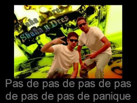 Shaka Y Dres - pas De Panique - Reggaeton Français  Salvadoreño - video