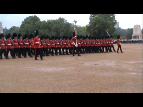 Trooping the colour Colonels review part 4