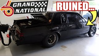 GRAND NATIONAL turned into Drag car RUINED | John Doc