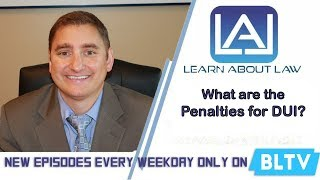 Penalties for DUI in Illinois | Learn About Law