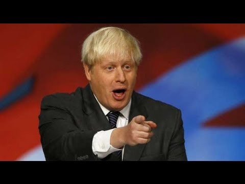 Boris Johnson's full speech to Conservative Party Conference 2012