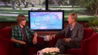 Justin Bieber Asked Rihanna Out on The Ellen DeGeneres Show