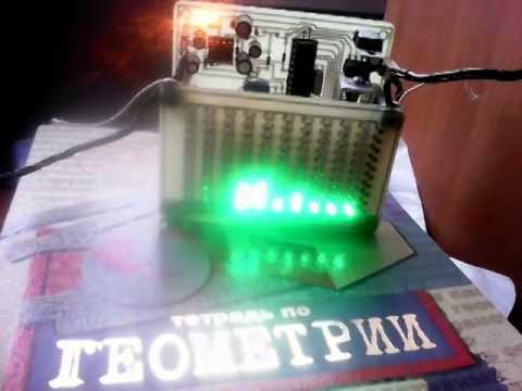 светодиодный эквалайзер