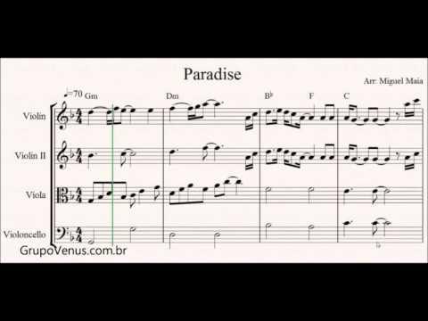 Violin string chords