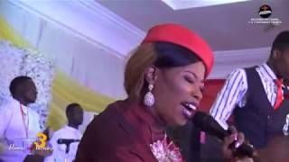 ZION YETUNDE ARE MINISTERING @ A THOUSAND TONGUE 3 1ST MINISTRATION(JULY 2019)
