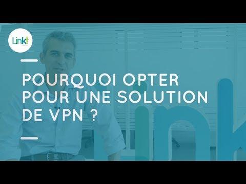 Olivier Blondel nous parle du VPN IP