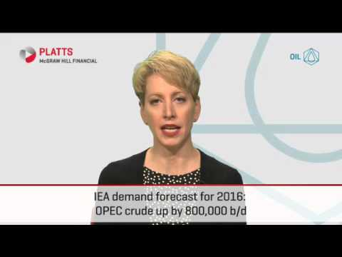 Platts Snapshot: All eyes on OPEC's next move as low crude price fuels tension
