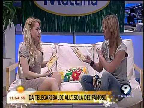 Lisa Fusco ospite speciale di Studio Mattina – 15/04/13