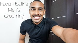 My Skincare Routine - Men's Skincare Men's Grooming Men's Fashion